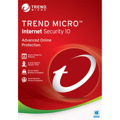 Trend Micro Internet Security 2016