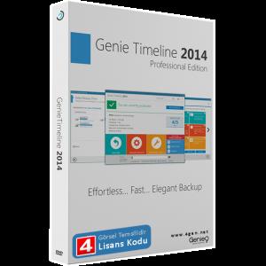 Genie Timeline Professional 2014
