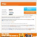 Sahte TTnet Mailinde CryptoLocker Virüsü