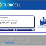 CryptoLocker sahte Turkcell fatura bildirimleri