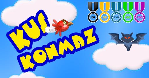 Ücretsiz Android Oyunu - Kuş Konmaz