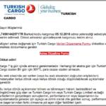 Turkish Cargo Postalarında Ransomware